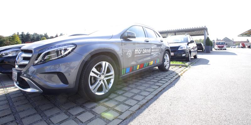 MODrive_Ersatzauto